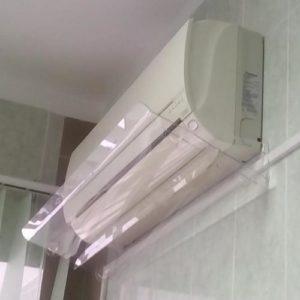 Дефлекторы под кондиционеры